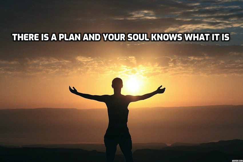 Plan for soul image